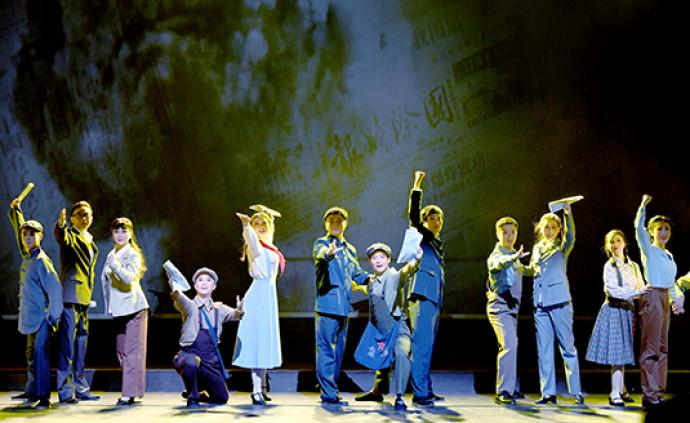 十二藝節|黃梅戲《鄧稼先》,唱出一代人的家國情懷