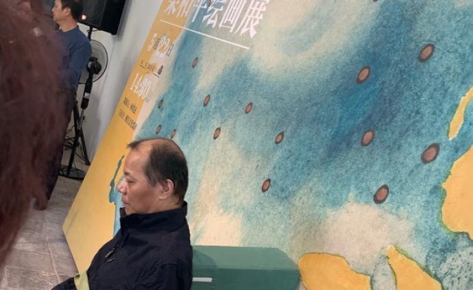 梁和平畫展:他雖然活得痛苦,但思想意志活躍