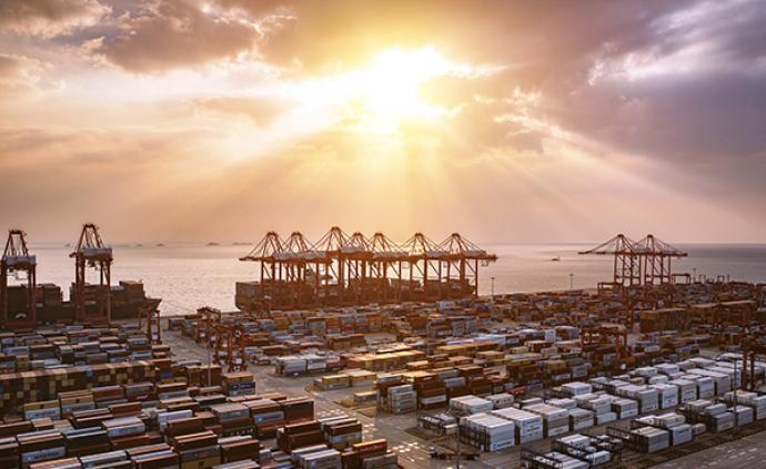 商务部:今年一季度中国外贸总体平稳,结构继续优化