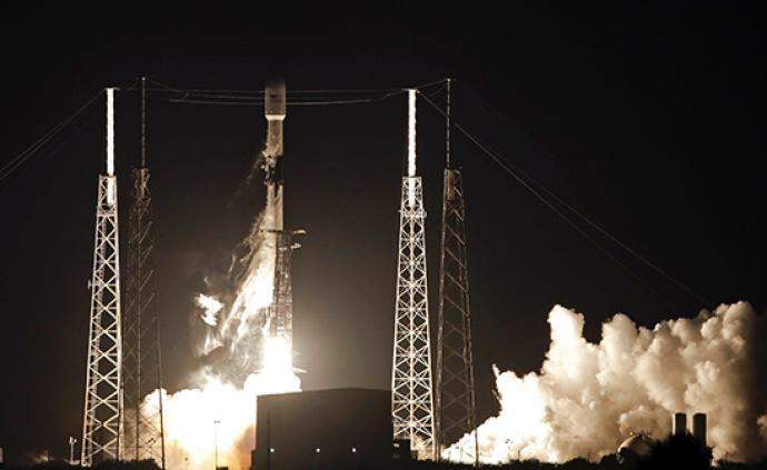 """搭载60颗卫星,猎鹰9号成功发射开启""""星链""""计划"""