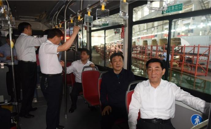 南阳花8千万元采购72辆氢能公交,公司负责人系庞青年儿媳