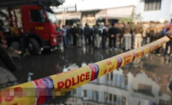 印度培訓中心火災已造成至少19名學生死亡