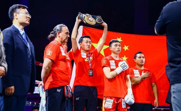 徐燦擊敗日本對手,成功衛冕WBA世界拳王