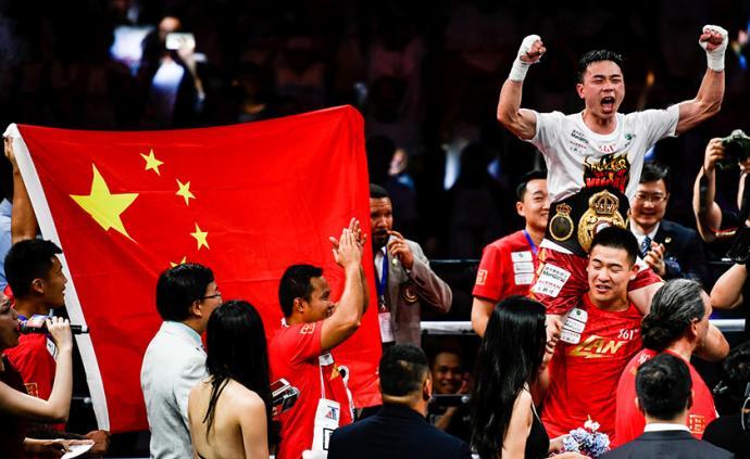 現場|徐燦的拳是有分量的!中國拳擊不勝日本的歷史結束了