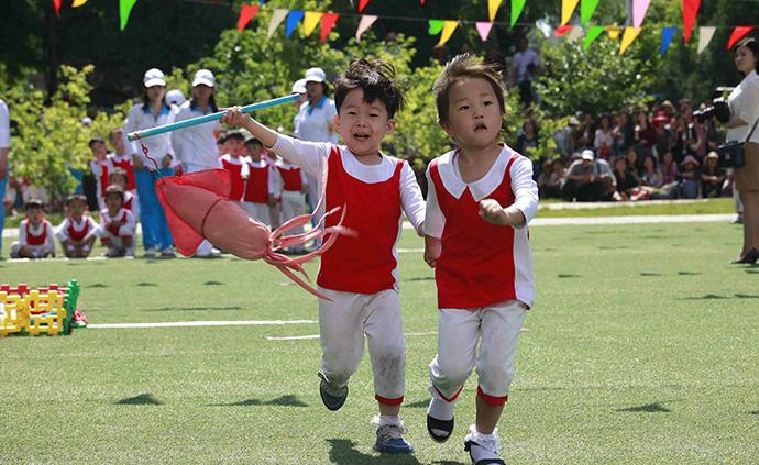 早安·世界|朝鲜儿童欢度六一国际儿童节