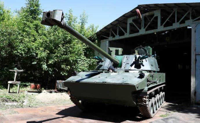 俄新型空降迫榴炮火力大增,或將助推俄空降軍改革