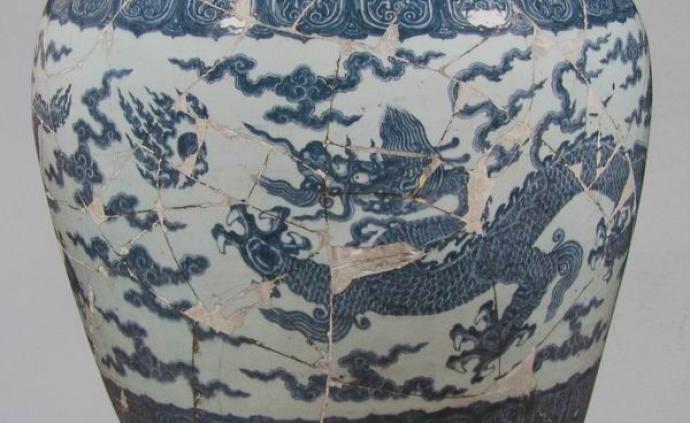 """江建新:明代瓷器史上不书年款的""""空白期""""何以并非空白"""