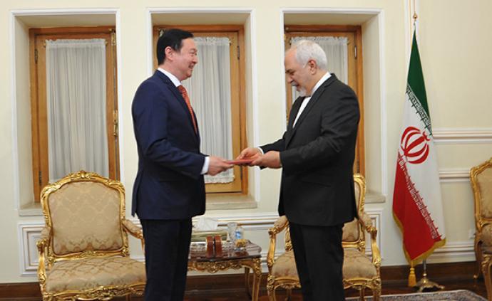 中央外辦外事管理局原局長常華任中國駐伊朗大使