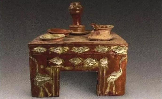 探源丨延安出土的這些漢代陶灶圖像,原來與升天成仙有關