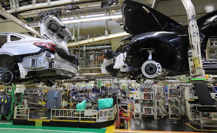 """財經觀察:美國""""貿易大棒""""下的日本產業成敗啟示"""