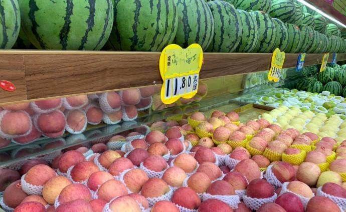國家統計局回應物價上漲:水果價格將趨于穩定