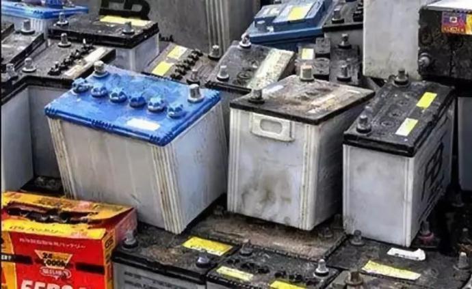 污染重災區:七成電池經非法渠道回收,正規企業爭不過小作坊