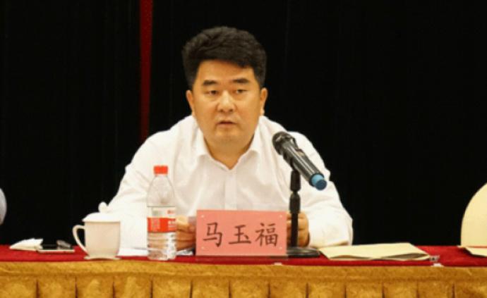 贛州市委常委、統戰部部長馬玉福接受紀律審查和監察調查