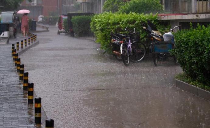 北京今年汛期啟用新暴雨預警信號:新增24小時暴雨預警閾值