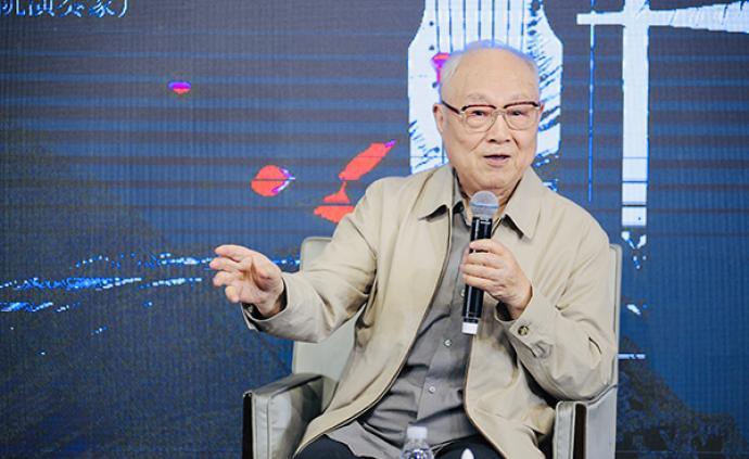 """""""思南赏艺会""""时隔一年再上线,90岁作曲家吕其明打头阵"""