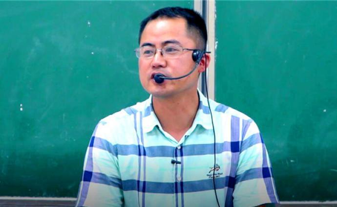 """長沙一老師把高數變段子走紅:布置給學生作業要有""""靈魂"""""""