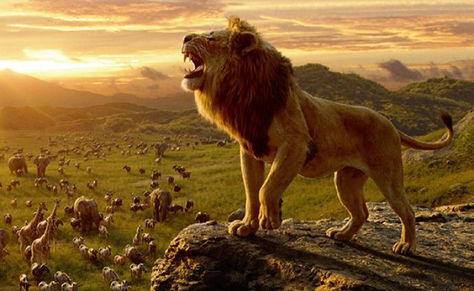 迪士尼真人史詩巨制《獅子王》內地定檔7月12日