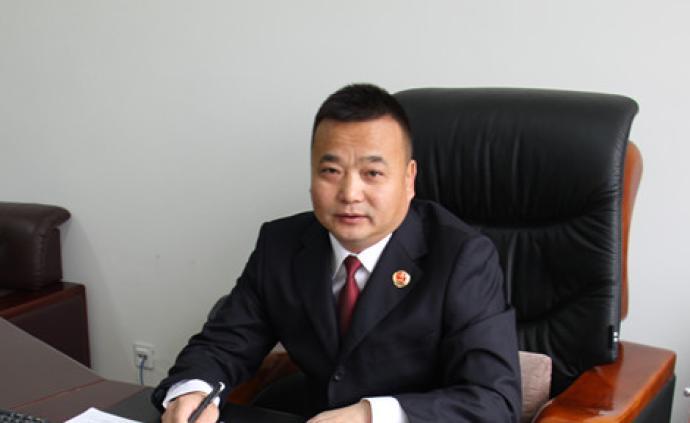 主动投案:嫩江县检察长袁红军配合黑河市纪委监委审查调查