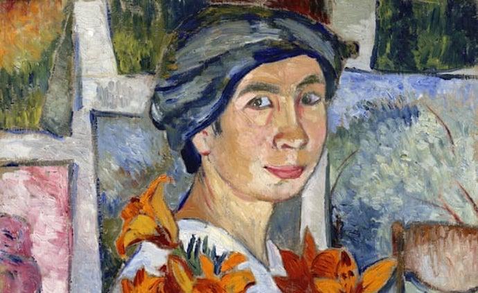 英国泰特美术馆缘何为这位百年前的俄罗斯女画家办个展