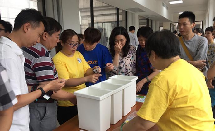 上海将办五场垃圾分类机关巡展,新能源车桩共享地图正式首发