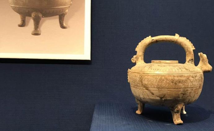 """苏州博物馆讲述""""大邦之梦?#20445;?#21576;现三百多吴楚玉器与青瓷"""