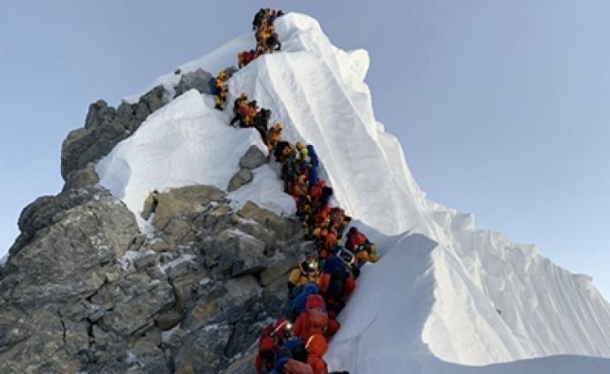 8000米之上的拥堵?珠峰困境何止于此