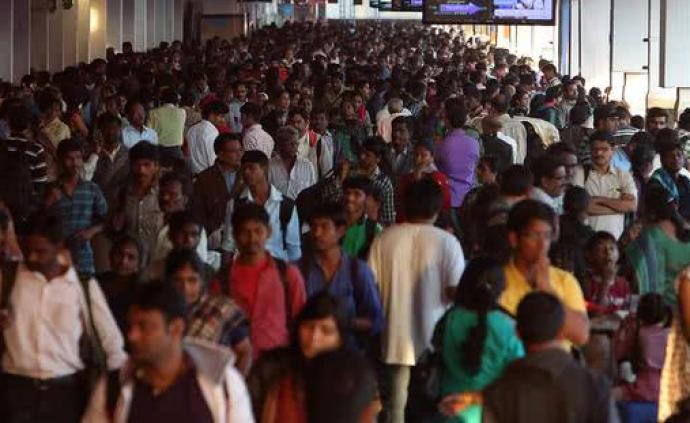 联合国报告:印度将在2027年前后成世界第一人口大国