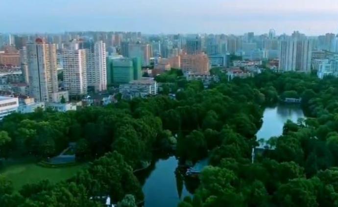 视频 《航拍上海·虹口篇》,看虹口有多美!