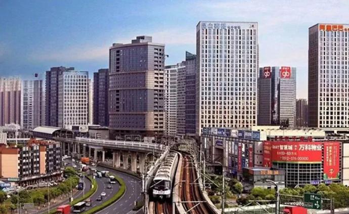 數據|花橋-上海跨城通勤:從臥城轉向產業新城