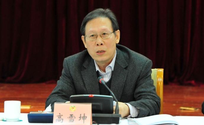 蘇州市政協原主席高雪坤一審獲刑十年半,受賄1337萬余元
