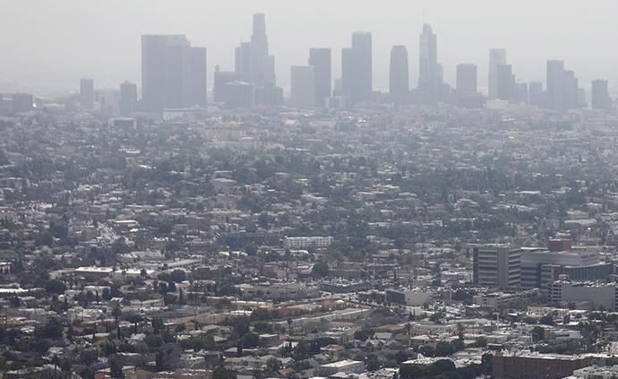 美国空气污染天数增多,特?#21183;?#25919;府环境政策引担忧