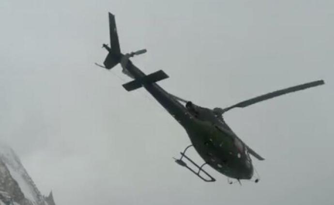 2名中国登山者在?#31361;?#26031;坦北部失踪,?#36884;?#26041;将派直升机搜救
