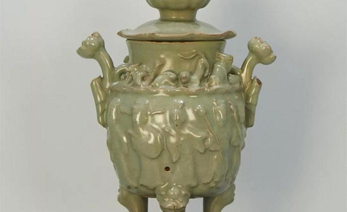 """""""潤澤華滋"""",常熟博物館展民間藏家收藏的古代陶瓷"""