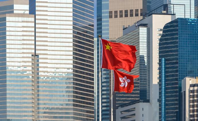 特?#21183;?#34920;态称香港发生的事是中国的事情,外交部:态度可取
