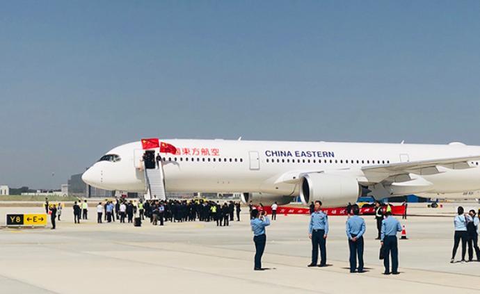 东航对大兴机场初期市场培育已做好思想准备,期待双枢纽联动