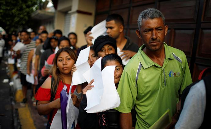 联合国报告:全球流离失所者人数创近70年来最高纪录