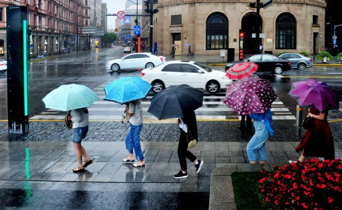 暴雨又来!今晚到明天上海大到暴雨,早晚高峰将遭遇考验