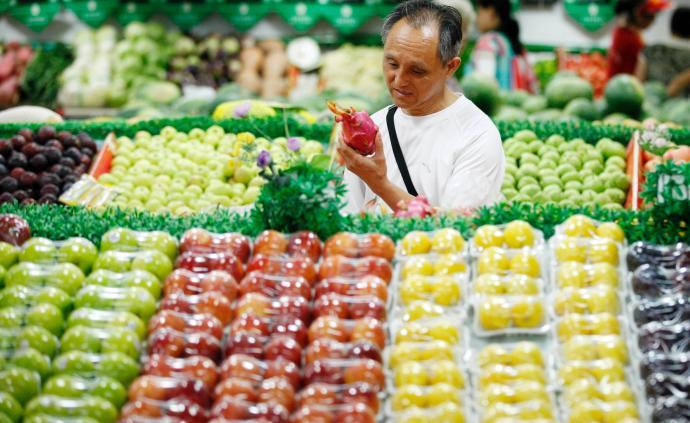 国家发改委价格监测中心:CPI同比涨幅突破3%可能性不大