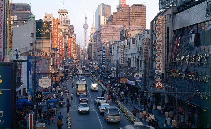 商业地产新浪潮 南京路上:上海商业地产的无字史书(中)