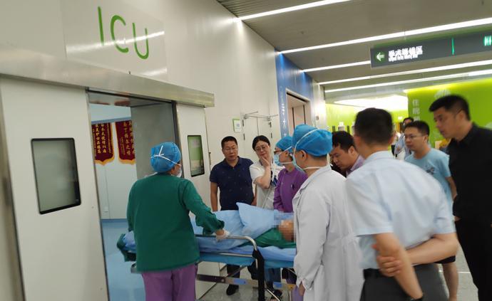 城事|南京男童高空抛物:受伤女童手术顺利转入ICU