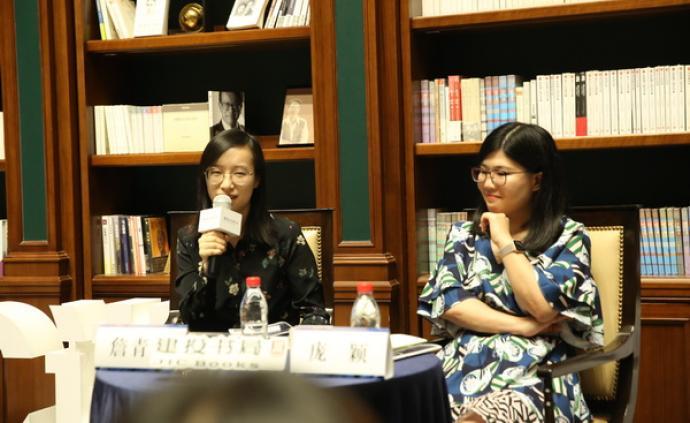 專訪|詹青云&龐穎:很在乎通過辯題傳遞價值