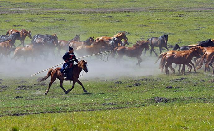 內蒙古經濟總量去年達1.7萬億元,70年間增長595倍