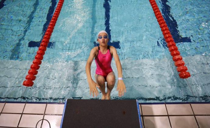 年龄跨度63岁、超3万人次参赛,游泳在上海如此有魅力