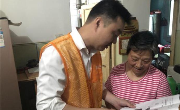 加装扶手、地面防滑:杭州试点政府补助困难老人家居改造