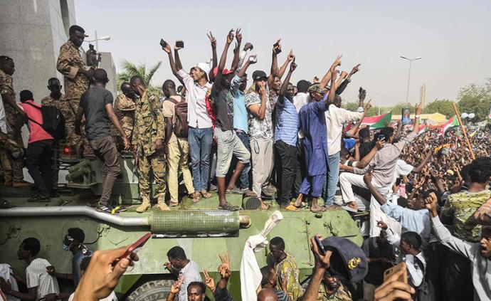 從阿爾及利亞到蘇丹:社會火山在繼續爆發