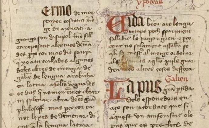 鎖鏈、隱修院與大學:中世紀西歐圖書館一瞥