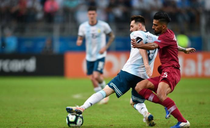 護衛車緊跟,嚴防球迷合影梅西,阿根廷成美洲杯最封閉球隊