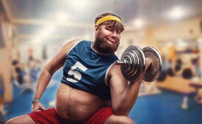 """别再羡慕""""快速减肥法"""":他减掉了肌肉,留下了脂肪"""