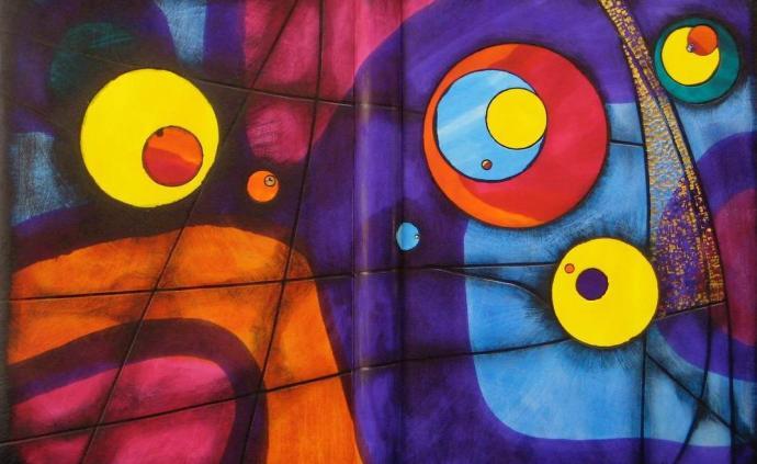 恺蒂︱从《发条橙》到《备用计划》:科克拉姆的装帧艺术