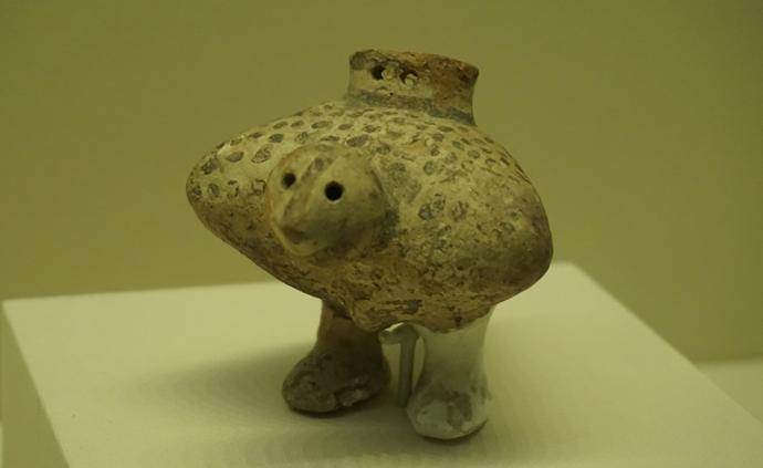 从五千年前彩陶到魏晋画像砖,五百多文物再现甘肃古文明